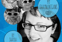 My Shaynanigans (Autism Parenting) / Shayla Hearn is a refreshingly honest and witty voice in autism parenting and she's come to Geek Club Books to share her discoveries and points of view. So take a break from your busy day, grab a cuppa, take a deep breath and escape into the world of My Shaynanigans…