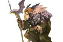 Wizard/Mage/Sorcerer