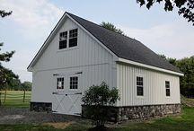 House: garage