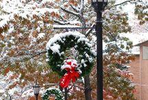 Outdoor christmas