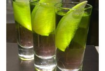 Booze / Cocktail ideeën