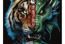 tiger/dragon
