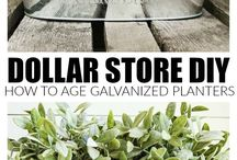 2dollar store DIY