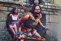 konkwistadorzy i aztecy