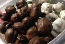 Desserts / Oreo balls