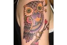 Tattoos / by Kristen Seibold