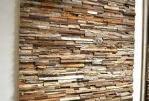 dizajnové steny
