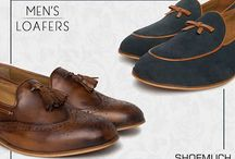 Men's Loafers!