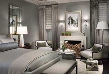Dreamy bedrooms / Master bedroom / by Nicholle Roeder
