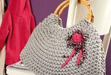 bolsos bags sacos en crochet
