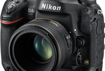 Fotoğraf ekipmanlarım / Fotoğrafçılıkta severek kullanmakta olduğum makineler.