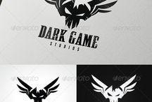 gaming logos and stuff