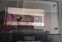 Sony  730s cassette player