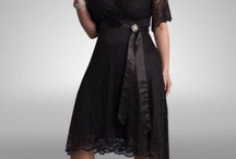 Classic Little Black Dress Plus Size  style / Some styles are never out of fashion, and none more so than the classic little black dress. Here is my favorites from Killer Curves Clothing, with some beautiful plus size little black dresses.