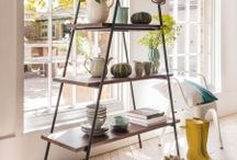 Stylish shelving & storage