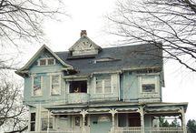 Abandoned mansions/ övergivna herrgårdar