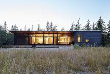 Chatham Islands house