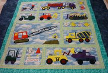 Boys quilt patterns / Ideas for quilts for Julius !!