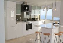 Kitchen Renovation with Modern Designs / Modern kitchen designs and stunning kitchen renovation ideas by HDI. Latest images of completed projects.