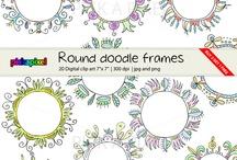 Doodles & Zentangles / by Alisa Beck