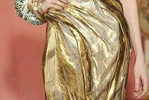 Glittering Gold / Inspirations