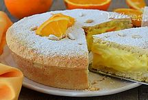 torte con il mandarino
