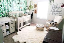 Wonen - babykamer