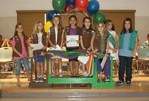 Girl Scout Troop Ideas / by Darcilyn Schriver