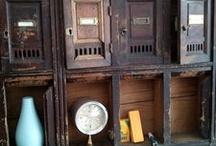 Mail boxes / Boîtes aux lettres