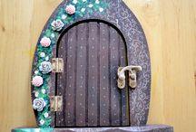 Fairy Doors etc.