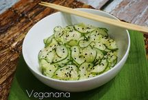 sunomono ( salada de pepino)