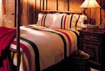 Interior Design for Guest Cabin near Peace River