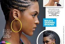 Natural Hair / by Amber Robinson