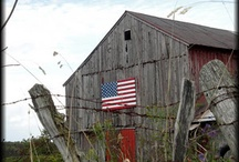 Barns of Upstate and More... / Photography by; Wendy Jones