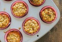 muffin maçã canela