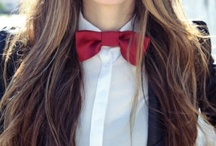 The Bow Tie / by Michelle