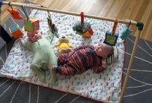 Estímulos para o bebê