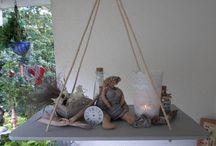 Annie Sloan Chalk Paint / DIY Kleinmöbel liebevoll aufgearbeitet