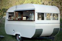 caravan, campers