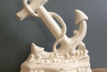 Anchors Aweigh! / by Andrea Reading
