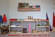 montessori musings / by Amy Charman