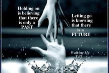 The Secret of Letting Go / by Reaghan Kelly Hayden
