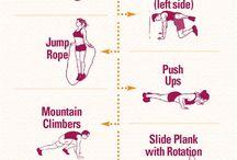 Pleins workout hiit poids