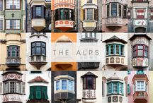 Hues of Doors and Windows- EUROPE / Lisbon-based photographer Andre Goncalves has formed a visual catalog of different cities across Europe, highlighting the culture and community of each place through architectural photography. Beginning with 'windows of the world' and recently expanding to include 'doors of the world', both series show the structural characteristics, color palettes and material preferences of each region.  STUNNED, are you too? #windows #doors #photography #AllAroundTheWorld