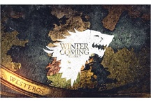 Winter Is Coming / Game of Thrones -- A Song of Fire & Ice