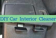 Curățare interior masina