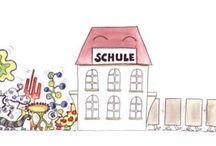 Schule / Bei uns sind Schulen marode und werden - wenn überhaupt - nur energetisch saniert. Viele unserer Nachbarn machen es vor und entwerfen mutige Gebäude, die Lust auf Lernen machen!
