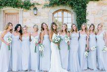 Vestido para madrinha de casamento azul