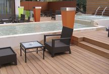 Exterpark hardwood decking