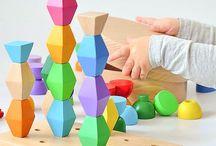 Amazing wooden toys